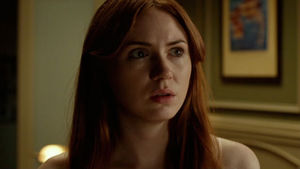 Oculus clip: Karen Gillan gets night terrors