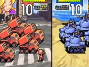Advance Wars screenshot (GBA)