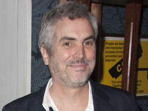 Alfonso Cuarón at the opening night of Fatal Attraction