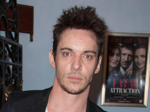 Jonathan Rhys Meyers at the opening night of Fatal Attraction