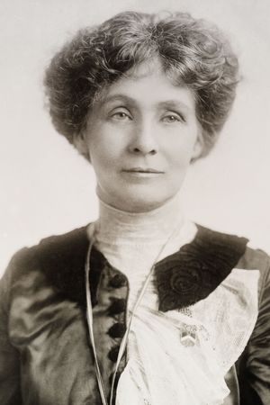 Mrs.Emmeline (Emily) Pankhurst,1858 – 1928. English political activist and leader of British suffragette movement. C19