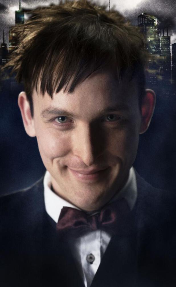Robin Lord Taylor as The Penguin in Gotham - first official picture