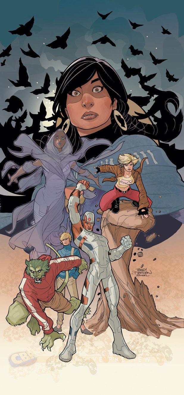Teen Titans: Earth One