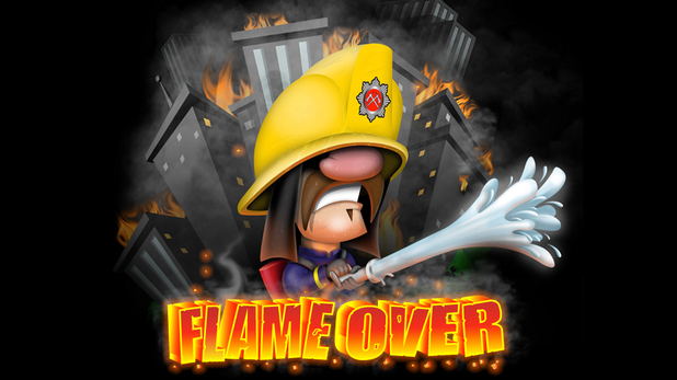 Flame Over artwork