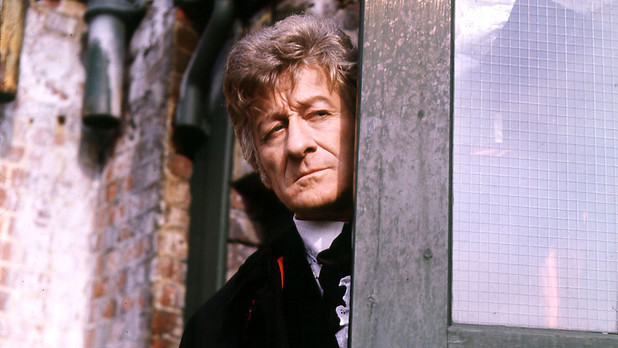 Doctor Who: Jon Pertwee in 'Spearhead from Space'
