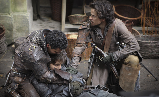 The Musketeers S01E10 - Series Finale
