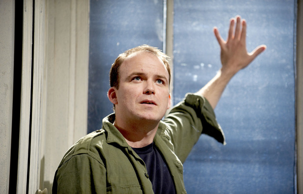 'Hamlet' by Shakespeare, play at the Olivier Theatre, London, Britain - 06 Oct 2010 Rory Kinnear 6 Oct 2010