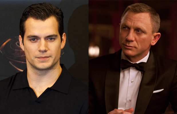 Henry Cavill - James Bond (Daniel Craig)