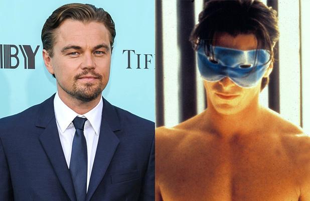 Leonardo DiCaprio - American Psycho (Christian Bale)