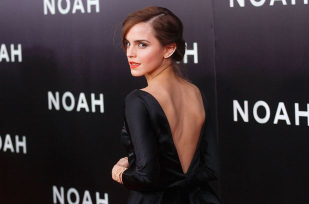 'Noah' film premiere, New York, America - 26 Mar 2014 Emma Watson 26 Mar 2014