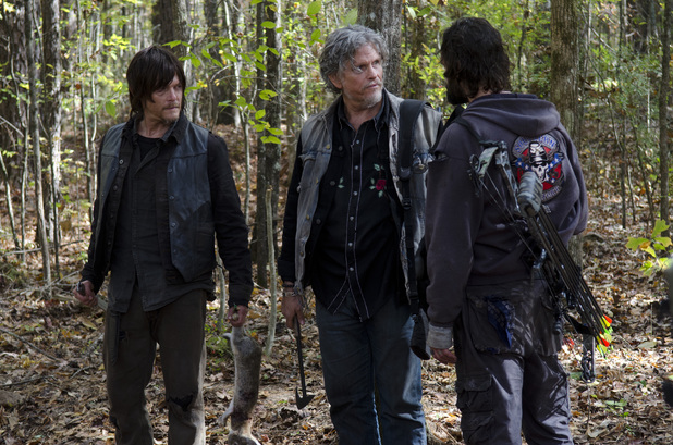 Daryl Dixon (Norman Reedus) in The Walking Dead S04E15: 'Us'