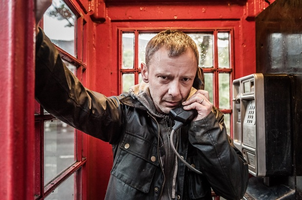 John Simm in ITV's 'Prey'
