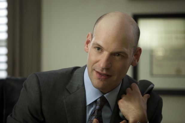 Corey Stoll as Peter Russo in House of Cards