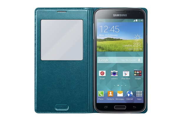 Samsung Galaxy S5 S-Cover