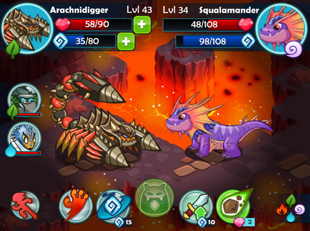 Monster Legacy screenshot