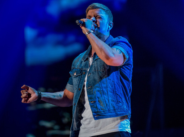 The Voice: Lee Glasson