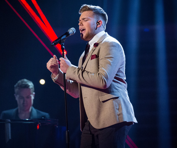 The Voice: Jamie Johnson