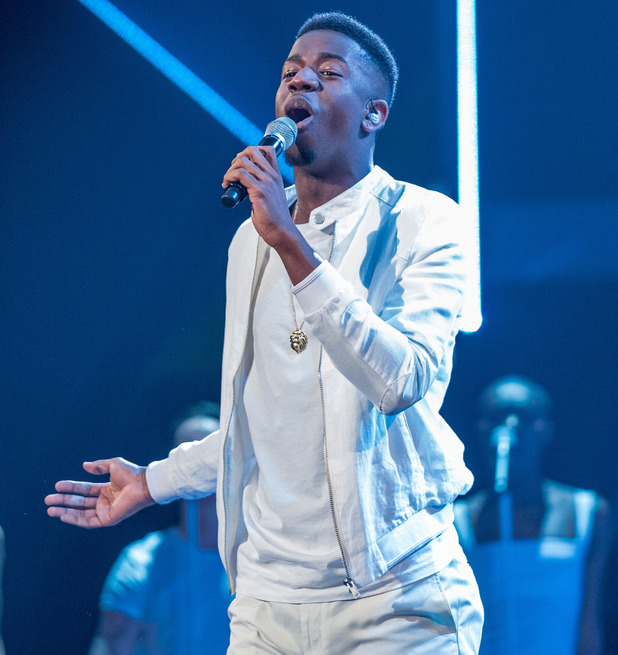 The Voice: Jermain Jackman