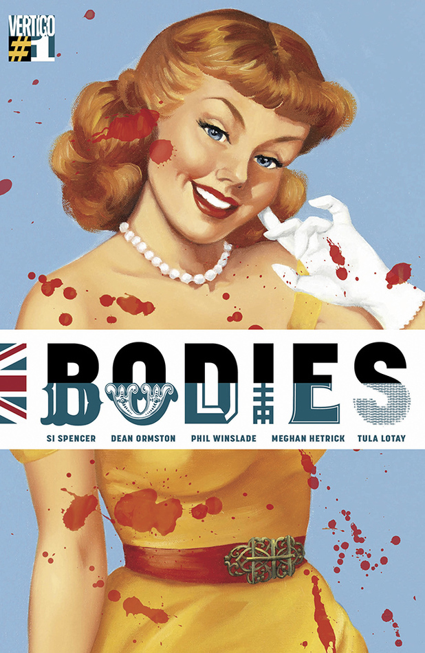 DC Comics murder-mystery Bodies