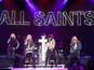 Watch All Saints make their live comeback