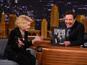 Joan Rivers makes Tonight Show return