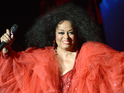 NEW ORLEANS, LA - OCTOBER 30: Diana Ross performs at the Saenger Theatre on October 30, 2013 in New Orleans, Louisiana. (Photo by Tim Mosenfelder/Getty Images)