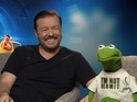 Muppets Most Wanted's angry Russian frog gives us fashion tips (and criticism).