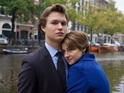 Shailene Woodley and Ansel Elgort discuss the upcoming romantic drama adaptation.