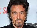 Al Pacino attends HBO Films' 'Phil Spector' premiere at the Time Warner Center
