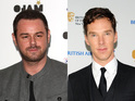 What roles could Danny Dyer land if he took on Cumberbatch on stage?