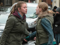 Stuart Blackburn praises the soap's new recruit Amy Kelly.