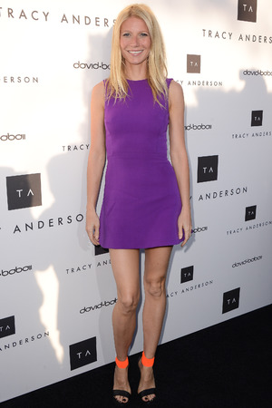 Opening of the Tracy Anderson Flagship Studio, Brentwood, Los Angeles, California - 04 Apr 2013 Gwyneth Paltrow 4 Apr 2013