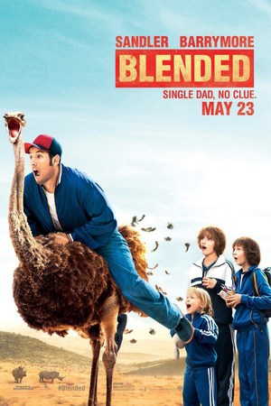 Adam Sandler in Blended