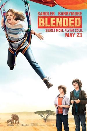 Drew Barrymore in Blended
