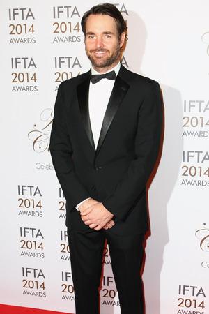 Irish Film And Television Awards: Will Forte