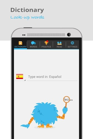 Lingua.ly app for Android