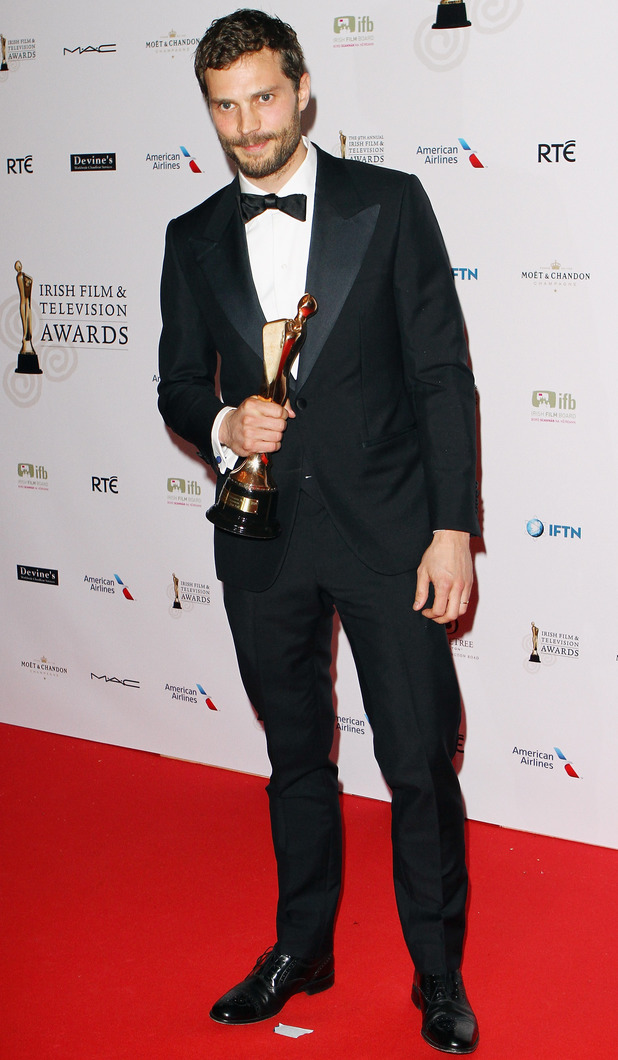 Irish Film And Television Awards: Jamie Dornan
