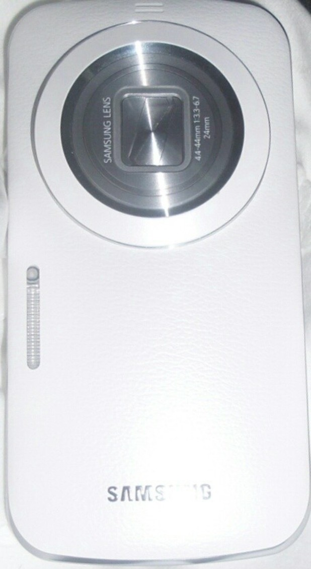 Leaked photograph of the Samsung K Zoom