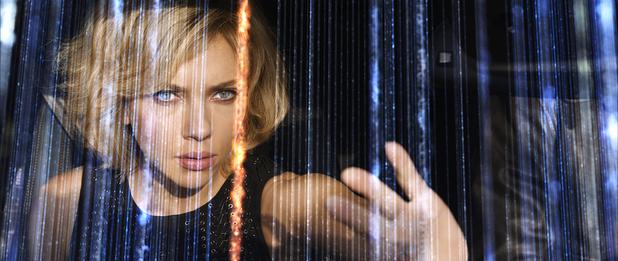Scarlett Johansson in Luc Besson's Lucy