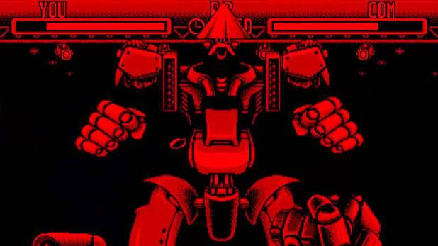 Teleroboxer on Nintendo Virtual Boy