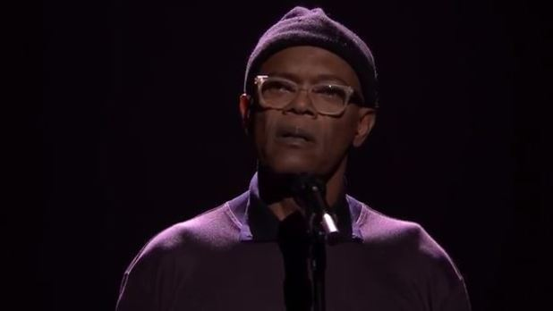 Samuel L Jackson performs Boy Meets World slam poem on The Tonight Show Starring Jimmy Fallon