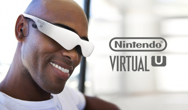 Nintendo Virtual U April Fool's Day 2014