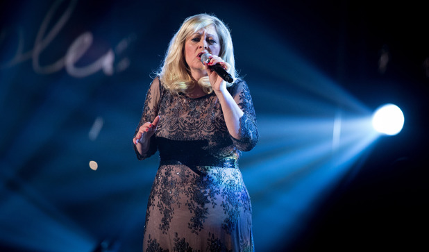 The Voice finalist Sally Barker sings 'Dear Darlin' by Olly Murs
