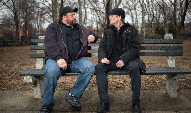 Steve Buscemi's Park Bench