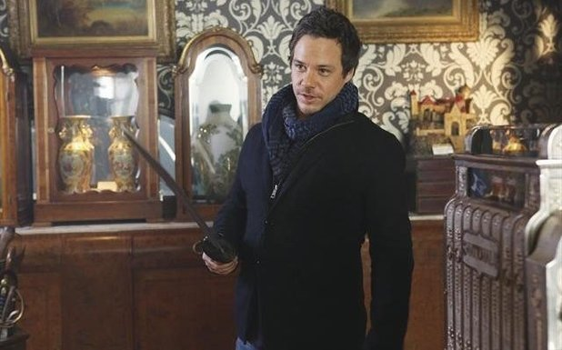 Michael Raymond-James in Once Upon a Time