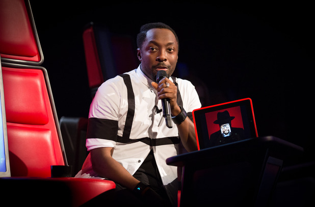 will.i.am introduces his duet with Jermain