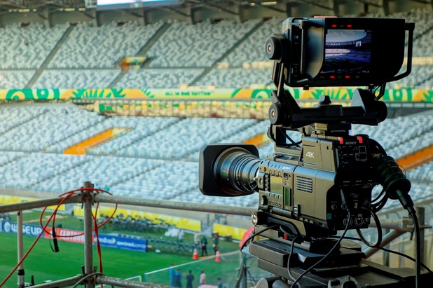 Sony has teamed up with FIFA to film 4K footage of the World Cup