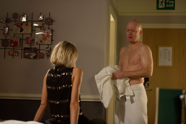 Lucy And Max In Eastenders