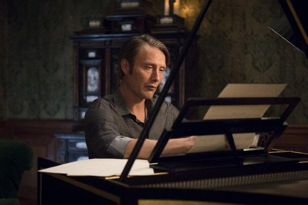 Mads Mikkelsen in Hannibal episode 6 'Futamono'
