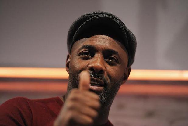 Idris Elba talks to Spotify at Ad Week Europe.